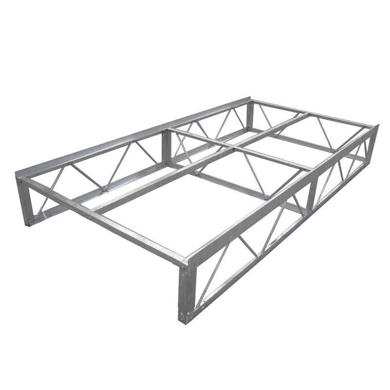 Aluminum Dock Frame Assembly