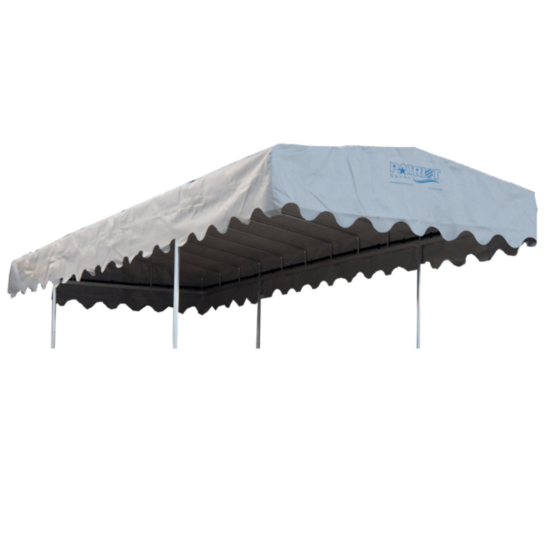 Boat Lift Canopy Frame & Cover